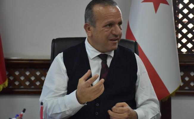 Ataoğlu: Toplam 6 otel kapalı turizm yapıyor