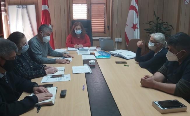 Bulaşıcı Hastalıklar Üst Komitesi toplantılarına devam ediyor