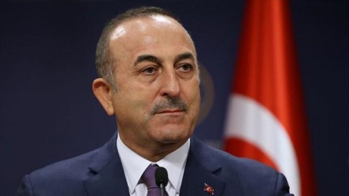 Çavuşoğlu, dün gece Türkiye'ye döndü...