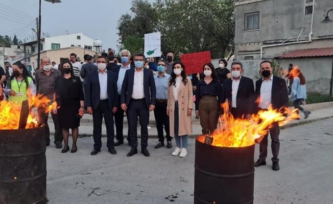 """CTP, """"Barış Ateşi"""" etkinliklerine başladı"""