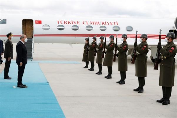 Cumhurbaşkanı Tatar Ankara'da…