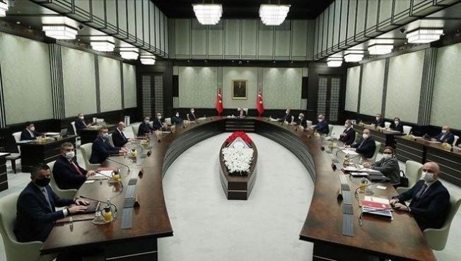 Erdoğan'dan Kabine'de revizyon!