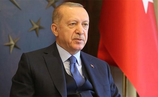 Erdoğan'dan KKTC'ye : Bu yanlıştan dönülmezse atacağımız adımlar farklı olur!
