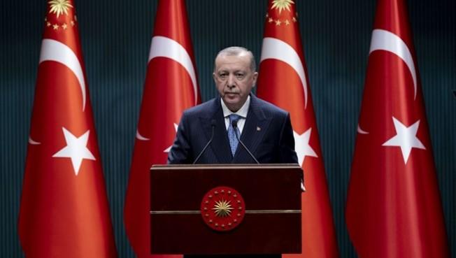 Erdoğan: Kısmi kapanmaya gidiyoruz
