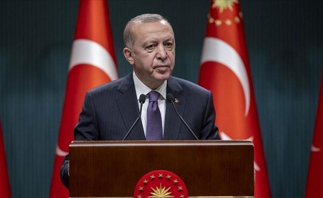 Erdoğan: Tatar'ın vizyonuna tam destek vereceğiz