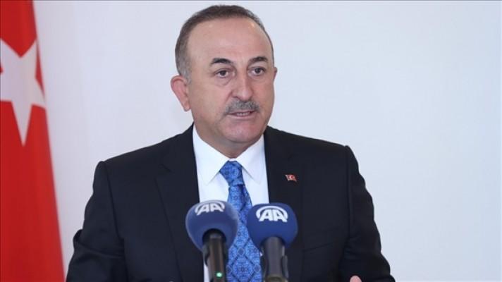 Mevlüt Çavuşoğlu KKTC'de...