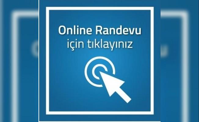 Muhaceret dairesinde online randevu sitemi devrede
