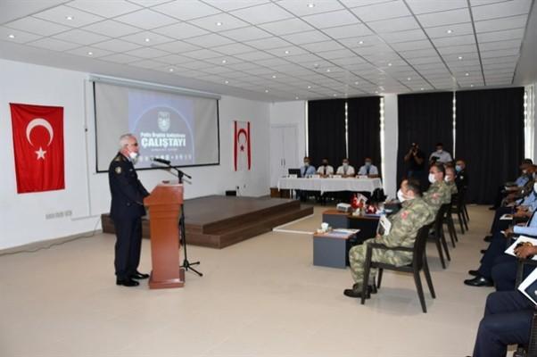 """""""Polis örgütü geliştirme çalıştayı"""" düzenlendi"""