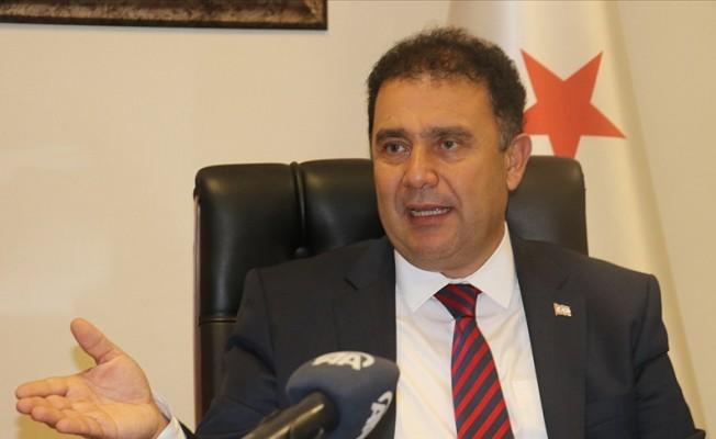Saner: Akıncı halkı Türkiye'ye karşı kışkırtıyor