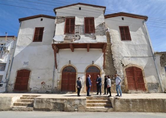 Tarihi Osmanlı Konağı restore edilecek