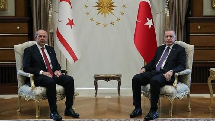 Tatar  Erdoğan görüşmesi tamamlandı...
