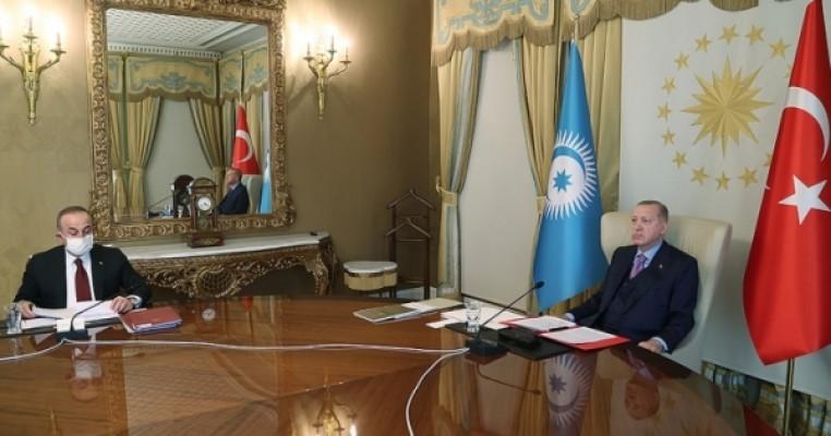 Türk birliğinin şifreleri