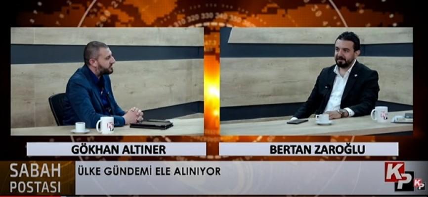Zaroğlu, Arıklı'yı TV programında karşı karşıya çıkmaya davet etti