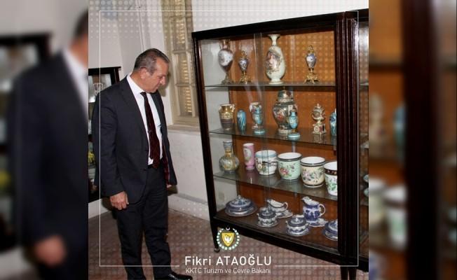 Ataoğlu: Müzesi olmayan ülkenin geçmişi yoktur