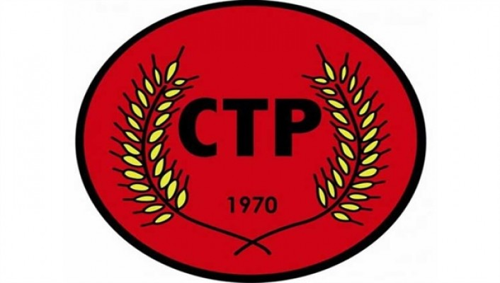 CTP: Tatar'ın toplantısına katılmayacağız!