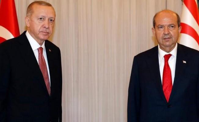 Erdoğan'dan Tatar'a bayram tebriği