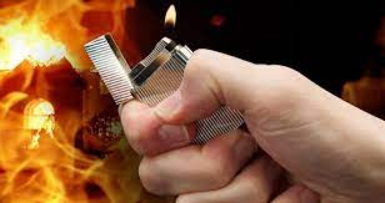 Oray Sitesindeki yangın kundaklama çıktı