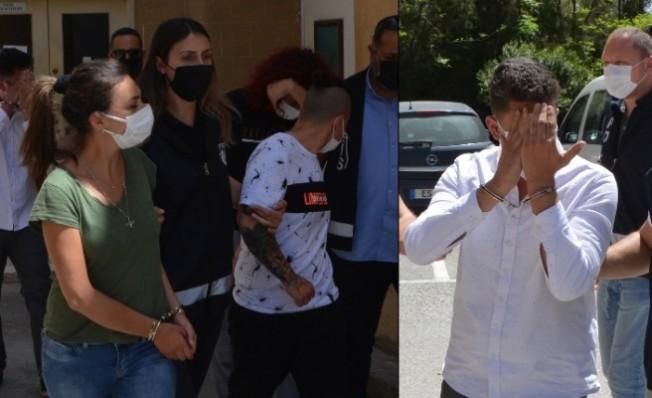 Uyuşturucu operasyonunda 3'ü kadın 4 kişi tutuklandı