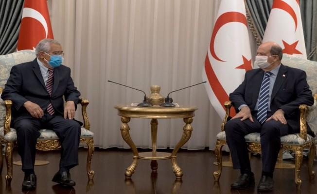 """""""Yeni havaalanına Dr.Küçük, Geçitkale'ye de Ercan ismini düşünüyoruz"""""""