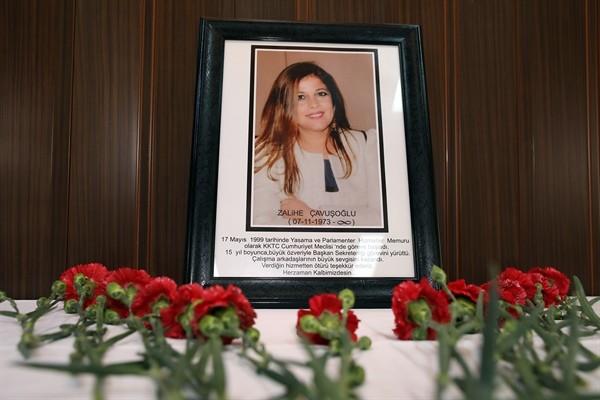Zalihe Çavuşoğlu, ölümünün 5. yıl dönümünde anıldı