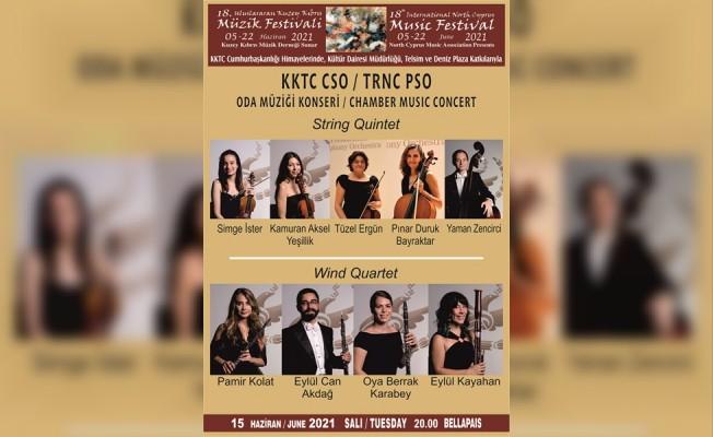 18. Kuzey Kıbrıs Müzik Festivali devam ediyor...