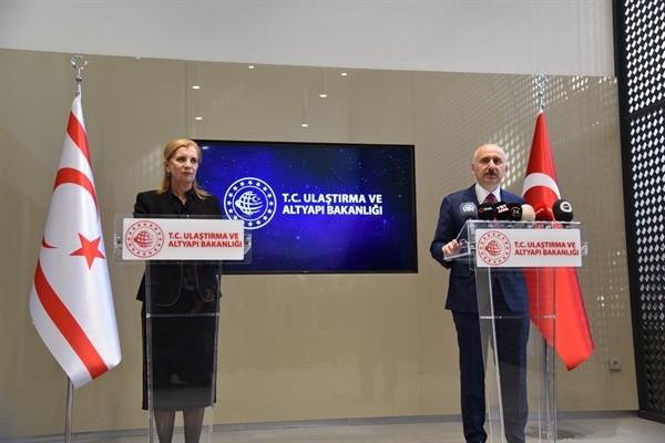 """""""Anatavan Türkiye KKTC'nin dünyaya açılan kapısı"""""""