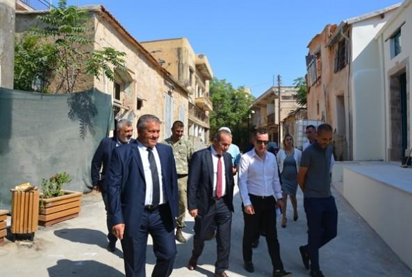 Ataoğlu: Kapalı Maraş turizme katkı sağlayacak