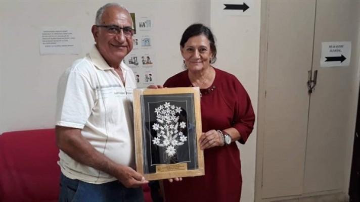 KHYD'ye Avustralya'dan bağış
