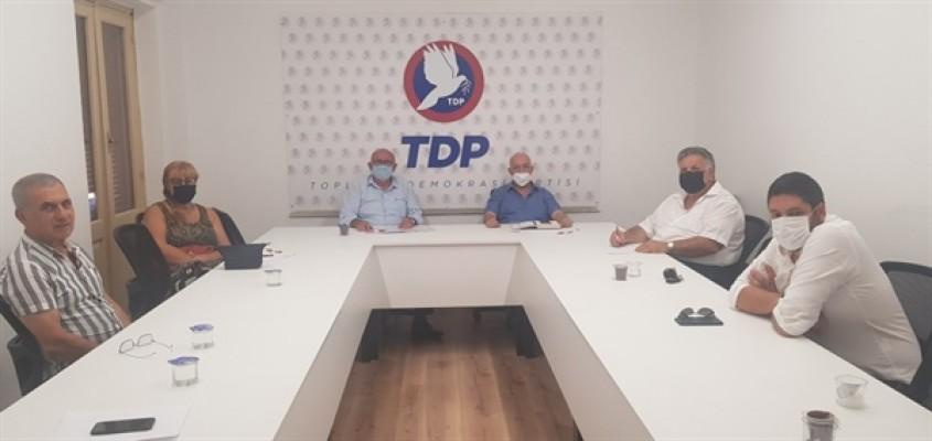 """""""Kıbrıs Türk halkını dünyayla buluşturacak siyasetlere ihtiyaç var"""""""