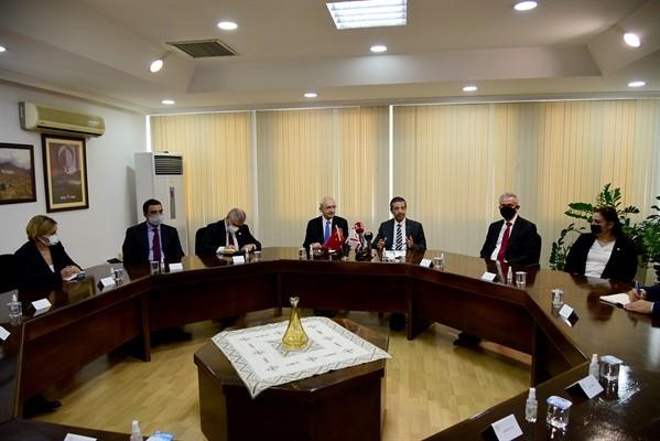 Kılıçdaroğlu: Kıbrıs'ta 53 yıldır kimsenin burnunu dahi kanamadı