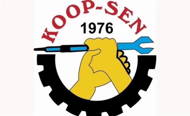 KOOP-SEN, Binboğa'ya açılan münhale tepki gösterdi