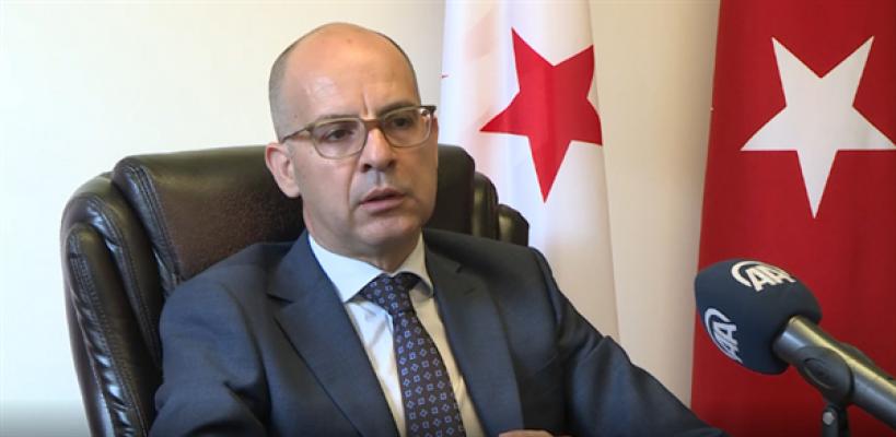 Mehmet Dânâ'dan BM Genel Sekreteri'ne mektup