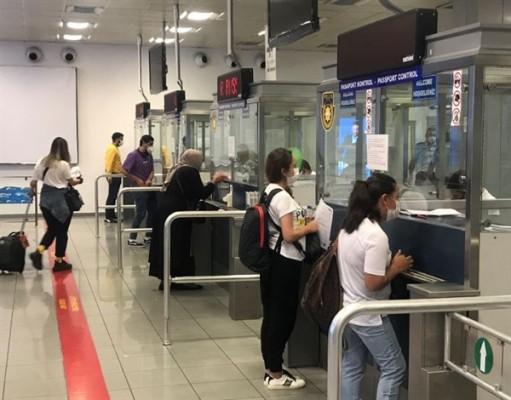 T&T Ercan Havalimanı çift PCR'lı karantinasız girişlere hazır