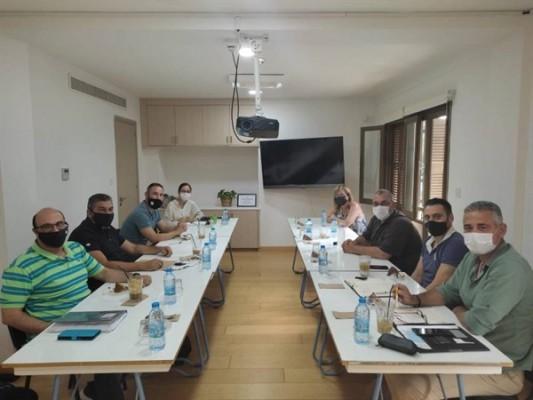 Türk ve Rum eğitim sendikaları görüştü