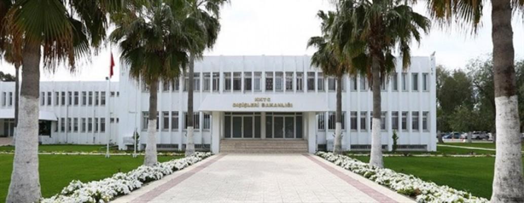 Dışişleri Bakanlığı: Kapalı Maraş KKTC toprağı!