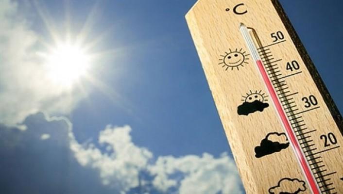 Hava sıcaklığı  41 dereceye kadar çıkacak!