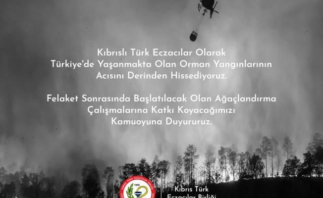 Kıbrıslı Türk eczacılardan örnek girişim...