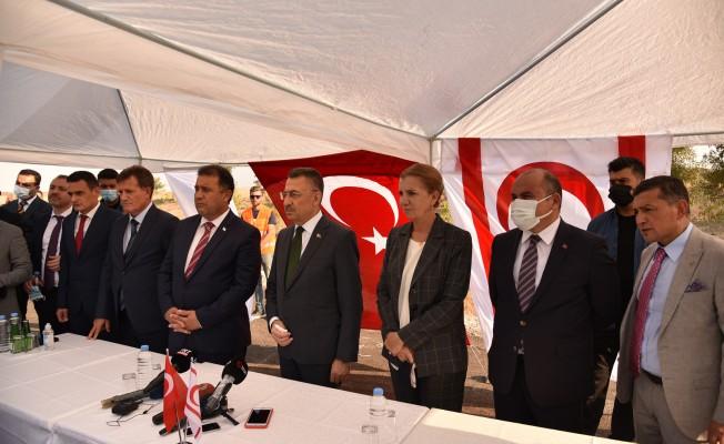 Oktay: Türkiye olarak biz bir şeye söz verirsek bunu yaparız