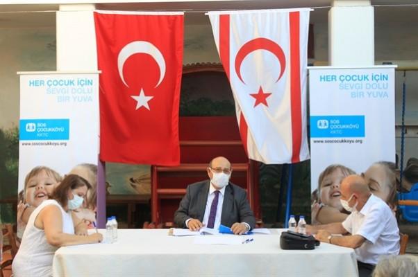SOS Çocukköyü Derneği olağan genel kurulu yapıldı