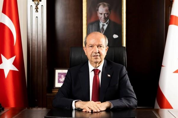 Tatar: Cumhurbaşkanı Erdoğan'ı  sevgı̇yle beklı̇yoruz