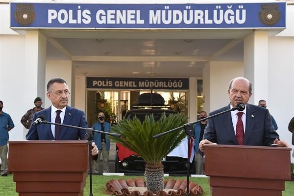 Türkiye, Polis Teşkilatına güvenlik teçhizatları hibe etti