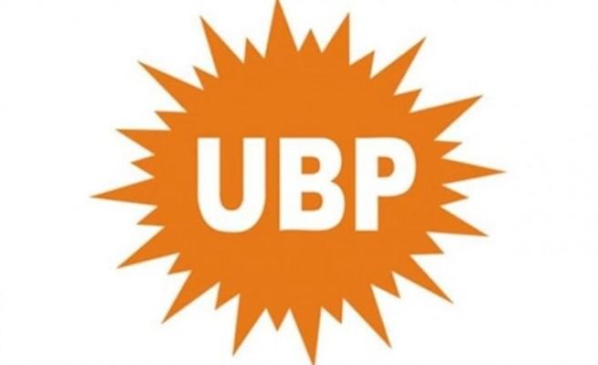 UBP'den CTP ve TDP'ye  tepki...