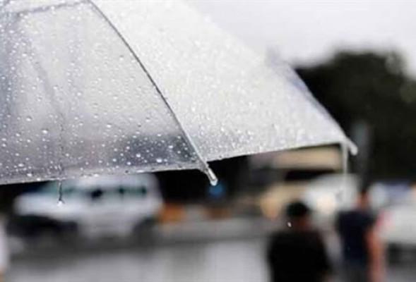 Yer yer kısa süreli yağmur bekleniyor...