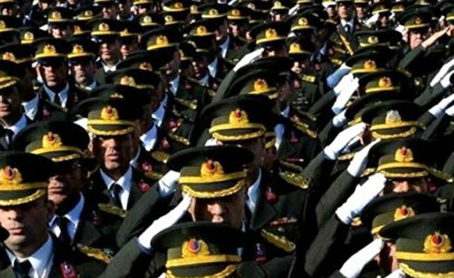 141 General ve Amirale yeni görev!