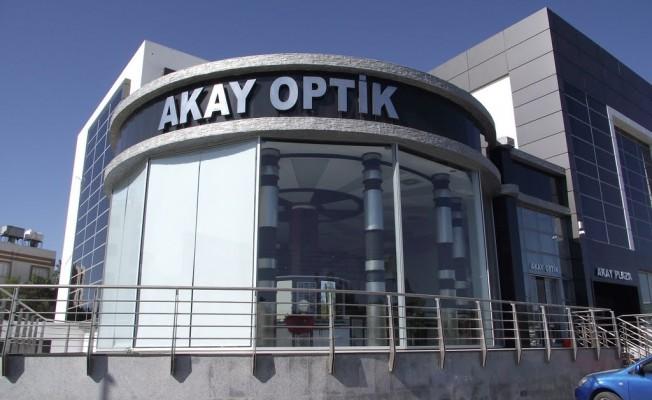 Akay Optik merkez Şubesi pozitif vaka nedeniyle kapandı