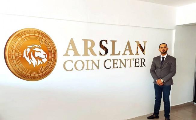 Arslan Coin Center hizmete girdi
