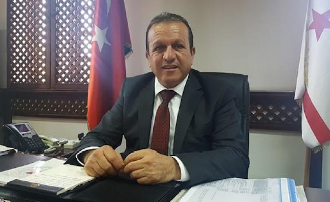 Ataoğlu: Rum ve Yunan siyasi yetkililerini de ağırlamaktan memnuniyet duyarız