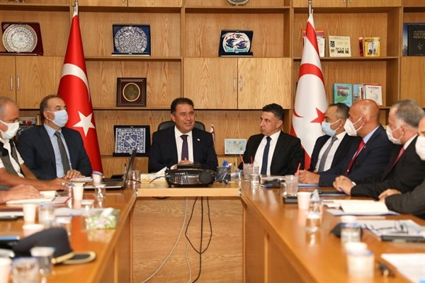Başbakanlık Afet- Acil Durum Komitesi toplandı