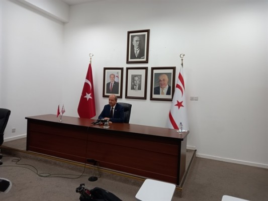 Cumhurbaşkanı Ersin Tatar  ülkeye döndü