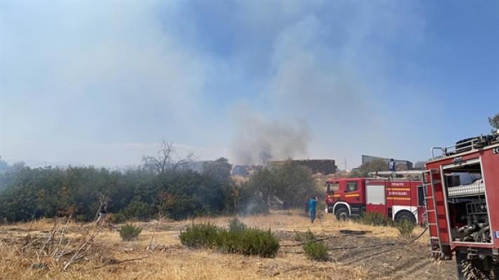 Geçen hafta 22 yangın meydana geldi